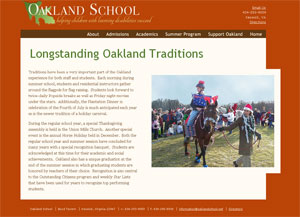 Oakland School - 2009-2014
