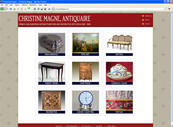Franceantique.com  - current site