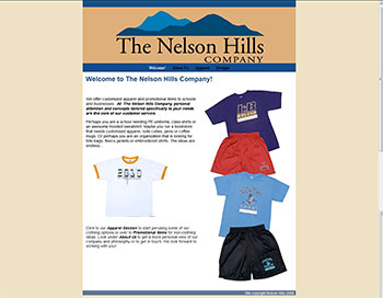 The Nelson Hills Company - before