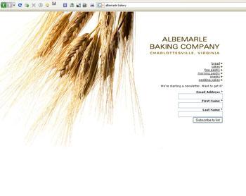 Albemarle Baking Company - before