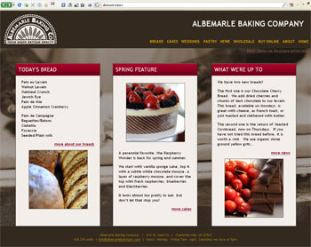 Albemarle Baking Company - after