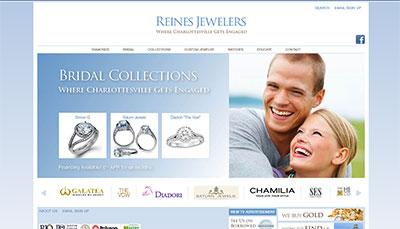Reines Jewelers - current site