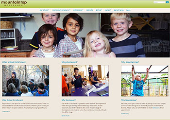 Mountaintop Montessori - current site