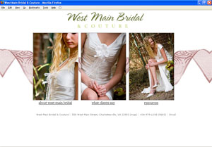 West Main Bridal 2006