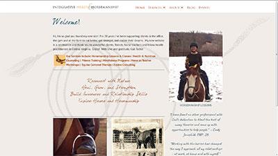 Leadingforth.com - current site