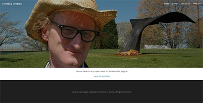 Tom Givens - current site