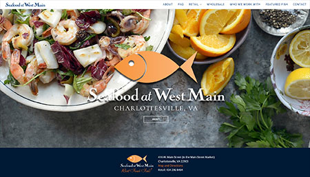Seafood at West Main - current site