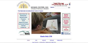 Senior Center - before