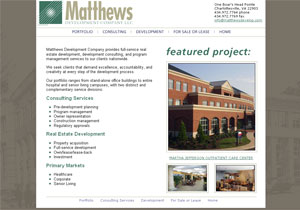 Matthews Development Company - 2005
