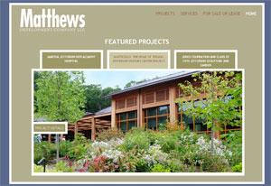 Matthews Development Company - current site