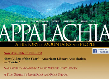 Appalachia: A History of Mountains and People