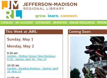 Jefferson-Madison Regional Library