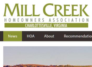Mill Creek Homeowners Association